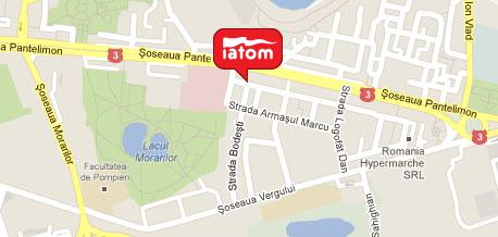 Click pe harta pentru detalii